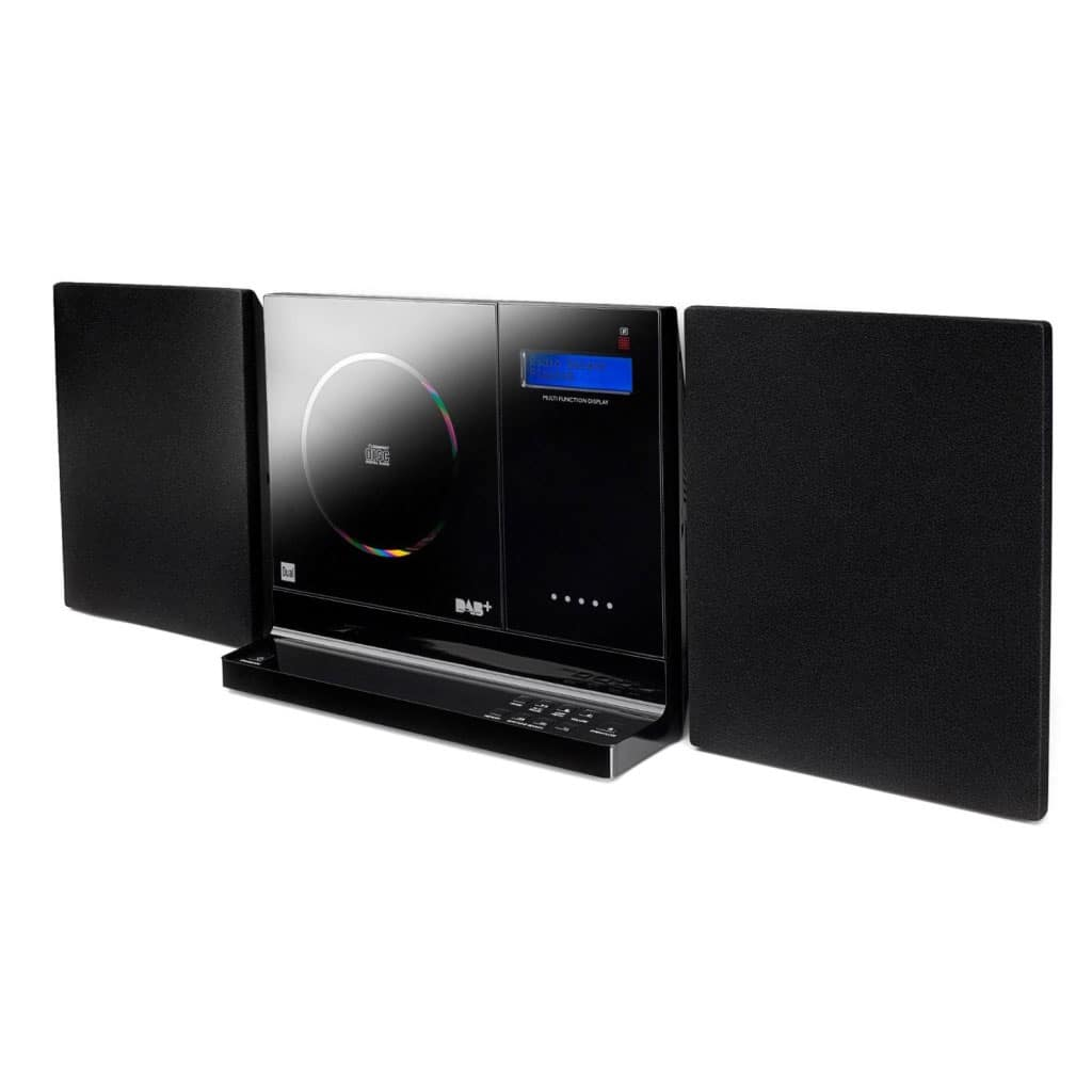 digitalradios mit dab im test top 3 ger te im vergleich. Black Bedroom Furniture Sets. Home Design Ideas