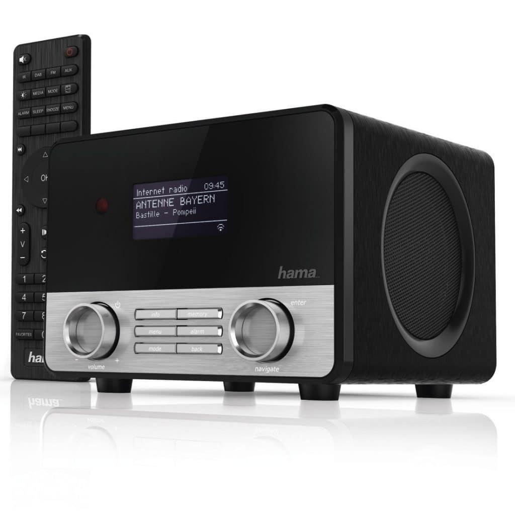 Hama IR110 im Test - Bestseller Internetradio mit gutem Sound