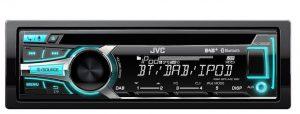 JVC-Autoradio-Digital