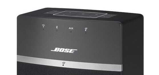 bose soundtouch 10 im test wireless music system f r. Black Bedroom Furniture Sets. Home Design Ideas