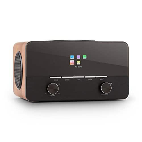 auna connect 150 im test dab radio mit top sound zum kleinen preis. Black Bedroom Furniture Sets. Home Design Ideas