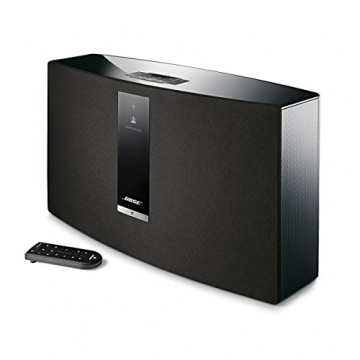bose soundtouch 30 im test klangwunder mit macken. Black Bedroom Furniture Sets. Home Design Ideas